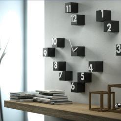Moderní nástěnné hodiny RND_time