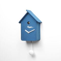 modré designové kukačky Softy od Progetti