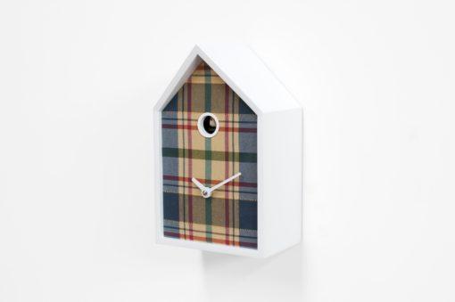 modré kukačky Tartan designové Progetti