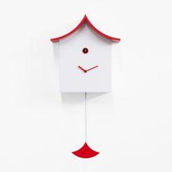 Ku Ku Kina kukačky bílé a červené Progetti