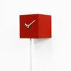 červené kyvadlové hodiny Long time
