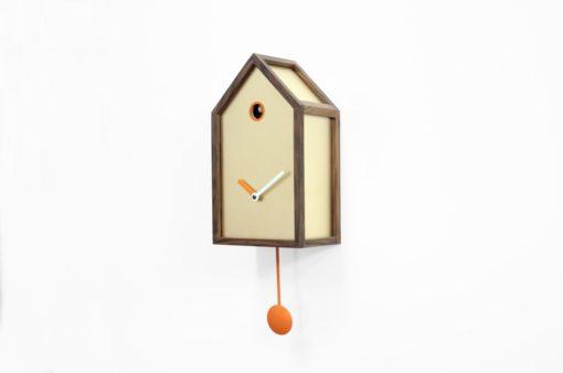 Mr. Oranhe kukačky designové zlaté Progetti