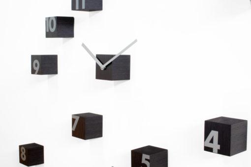 designové hodiny Rnd_Time wenge