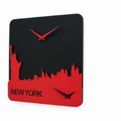 designové nástěnné hodiny Ney York