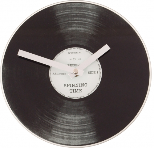 nýstěnné hodiny gramofonová deska