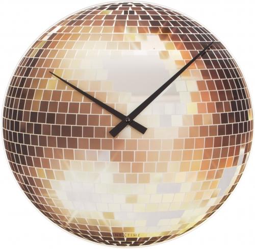 nástěnné hodiny disco