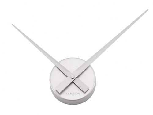 moderní nástěnné hodiny ručičky
