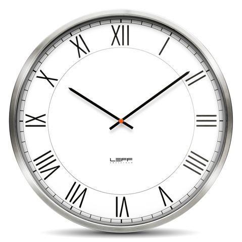 velké nástěnné hodiny kulaté
