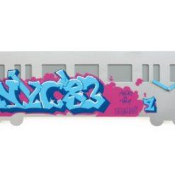nástěnné hodiny hip hop