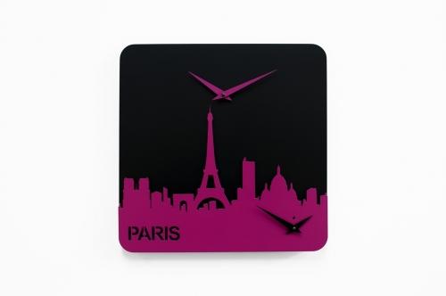 nástěnné hodiny Paříž Paris