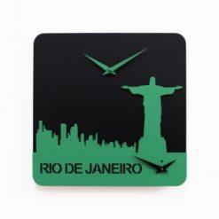 nastenne hodiny Rio de Janeiro, Progetti