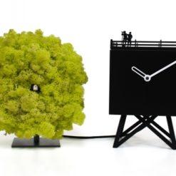 stolní hodiny - kukačky Birdwatching