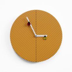 designové nástěnné hodiny Time2Bugs