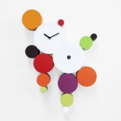 designové kukačky Cucuball bílé