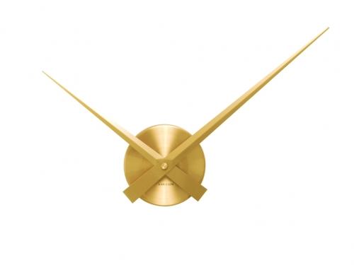 moderní hodiny ručičky průměr 44 cm