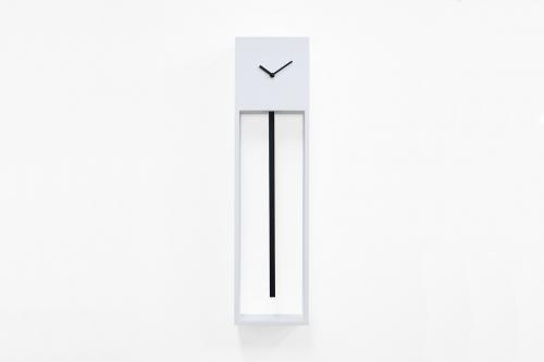 Kavydlové hodiny Uaigong bílé