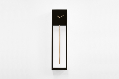 Kyvadlové hodiny Uaigong černé