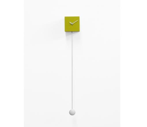 zelené kyvadlové hodiny Long time