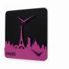 moderní hodiny na stěnu Paris