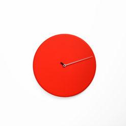 dřevěné kulaté hodiny nástěnné
