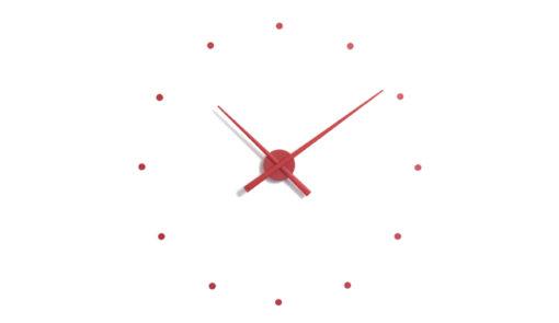 nalepovaci nastenne hodiny Oj Nomon