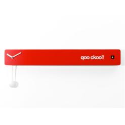 kukačky designové červené q02 Progetti