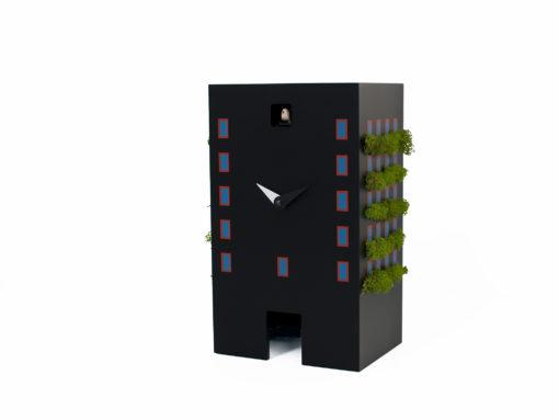 černé kukačky Urban cuckoo Progetti