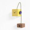 žluté kukačky Uhuhu design Progetti