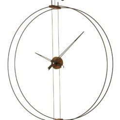 luxusní hodiny nástěnné velké
