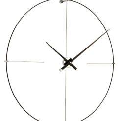 velké luxusní hodiny na zeď