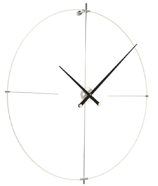 luxusní hodiny na stěnu