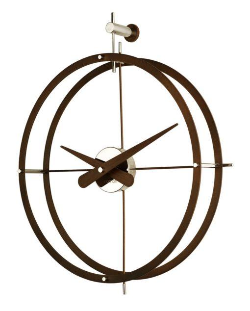 luxusní hodiny nástěnné designové