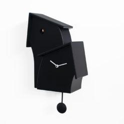 černé designové kukačky Jazz time Progetti