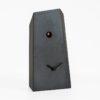 designové monolitické kukačky s povrchem bronzo z tekutého kovu