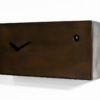 originální kukačky se speciálním povrchem z tekutého kovu v limitované edici Bronzo