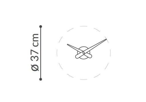 Axioma Mini L - rozměry