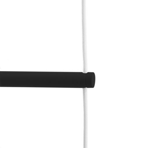 ramínková šatní tyč