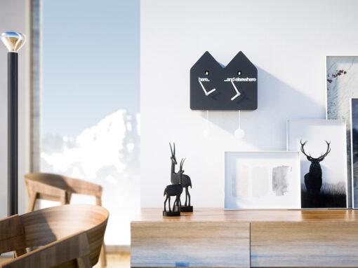 vizualizace kukaček v interiéru